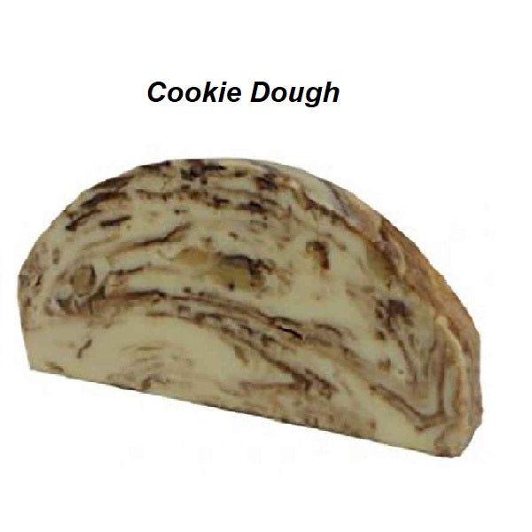 Devon's Mackinac Island Fudge - Cookie Dough-Half Nuts-Half Nuts