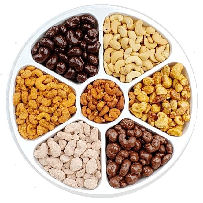 Crazy About Cashews Party Tray - Half Nuts