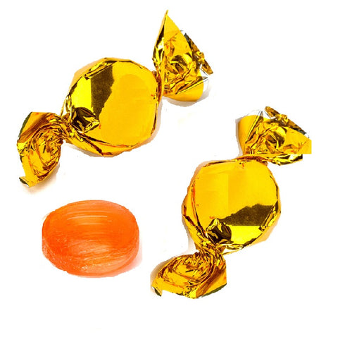 Fruit Flashers - Orange (Gold) - Half Nuts