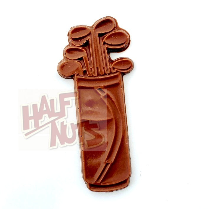 Sayklly Milk Chocolate Golf Clubs-Half Nuts-Half Nuts