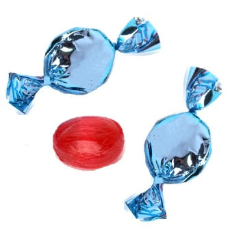 Fruit Flashers - Raspberry (Light Blue) - Half Nuts