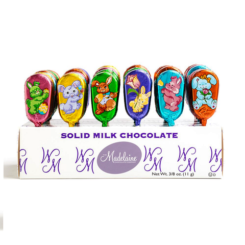 Madelaine Easter Lollies-Half Nuts-Half Nuts