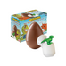 Pez Milk Chocolate Dinosaur Egg-Half Nuts-Half Nuts