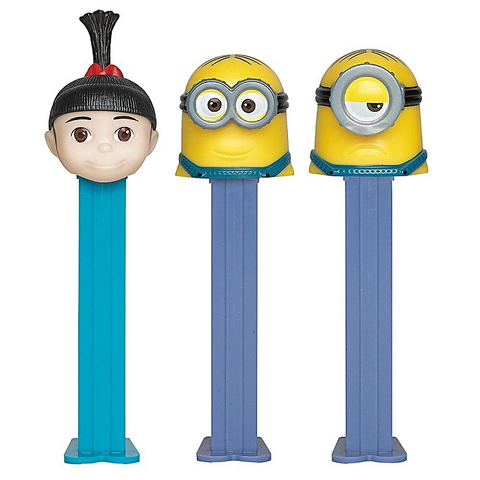 Despicable Me Minion Pez