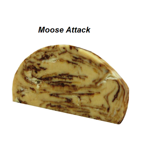 Devon's Mackinac Island Fudge - Moose Attack-Half Nuts-Half Nuts