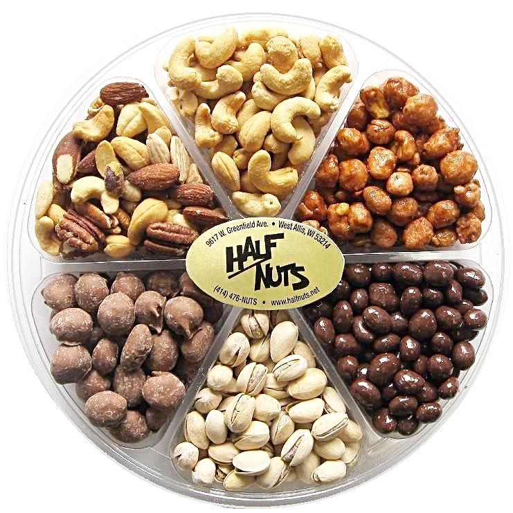 Our Bestseller's Gift Tray-Manufacturer-Half Nuts