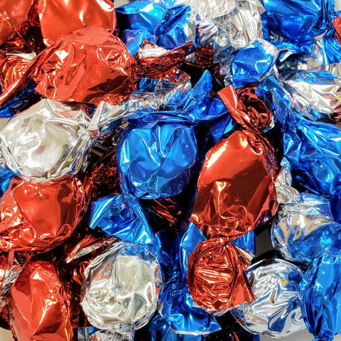 Patriotic Candy Fruit Flashers
