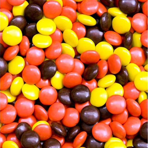 Reese's Peanut Butter Pieces-Half Nuts-Half Nuts