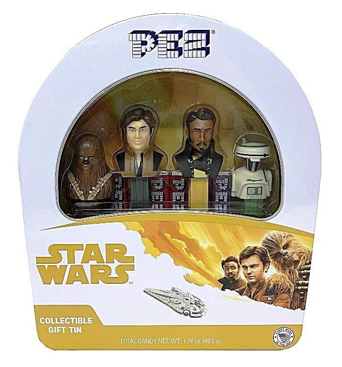 PEZ - Star Wars Han Solo Gift Tin