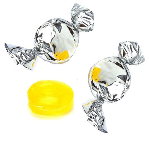 Fruit Flasher - Lemon (Silver) - Half Nuts