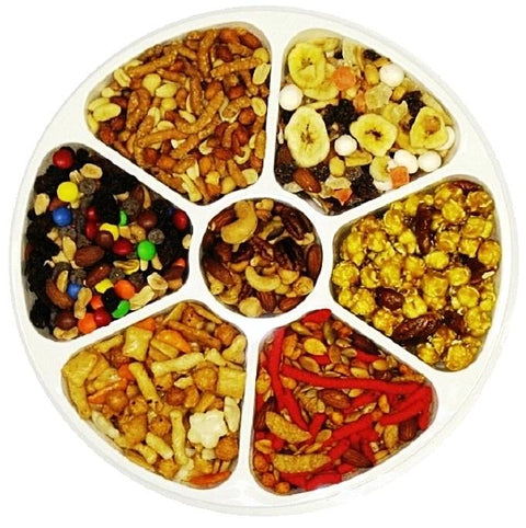 Sweet and Salty Party Tray-Manufacturer-Half Nuts