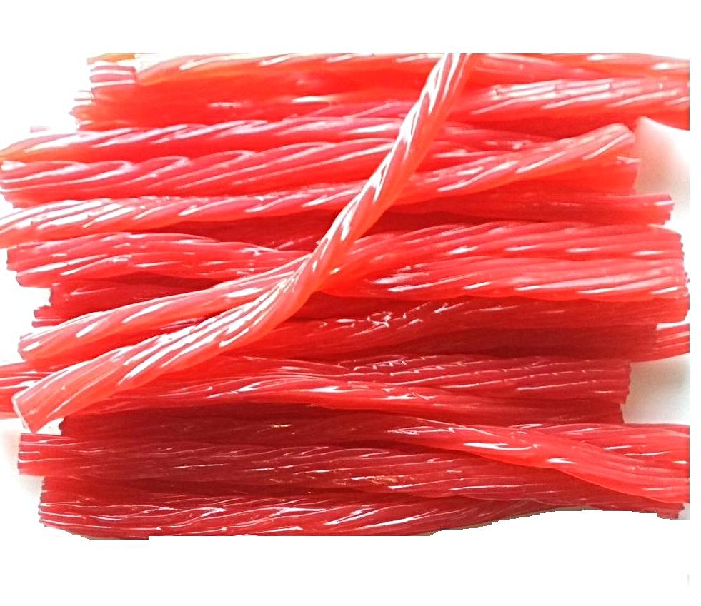 Watermelon Licorice Twists-Manufacturer-Half Nuts