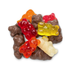 Chocolate Covered Gummi Bears - Assorted Fruit-Half Nuts-Half Nuts