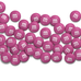 M&Ms - Dark Pink-Manufacturer-One Pound-Half Nuts