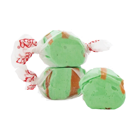 Salt Water Taffy - Dill Pickle-Half Nuts-Half Nuts