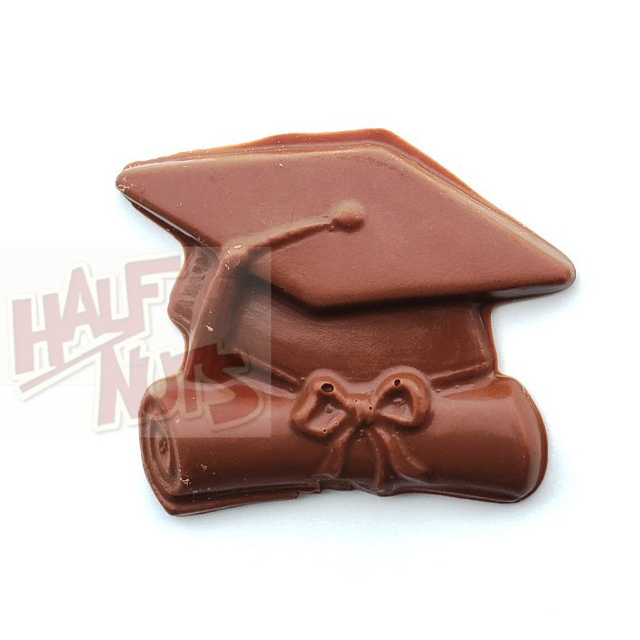 Sayklly Milk Chocolate Diploma-Half Nuts-Half Nuts