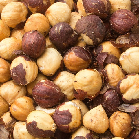Filberts (Hazelnuts) - Roasted, Salted-Manufacturer-Half Nuts