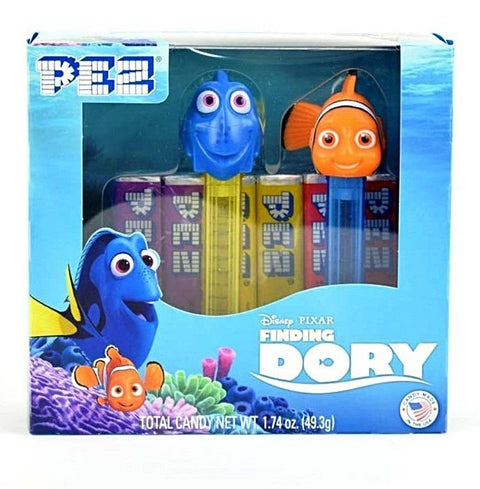 PEZ - Finding Dory Twin PackGift Set