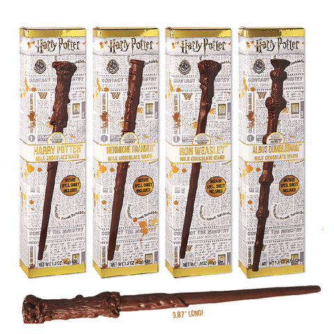 Harry Potter™ Collection Chocolate Wands-Half Nuts-Harry Potter-Half Nuts