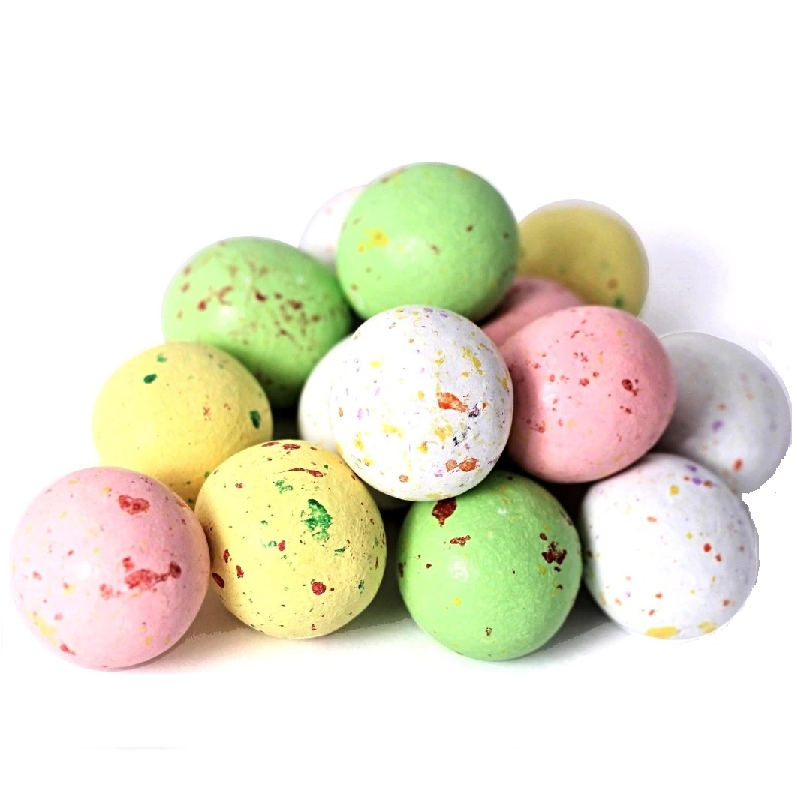 Kopper's Speckled Malted Milk Balls-Half Nuts-Half Nuts