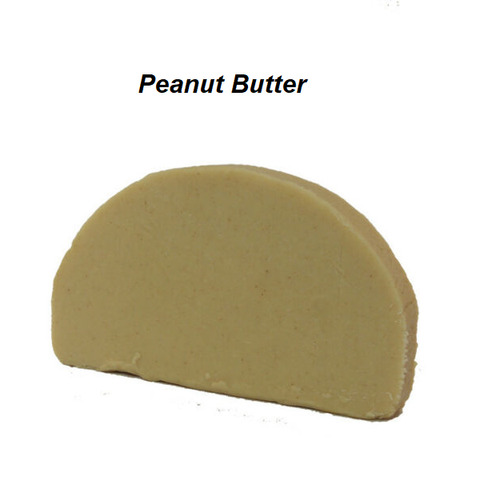 Devon's Mackinac Island Fudge - Peanut Butter-Half Nuts-Half Nuts