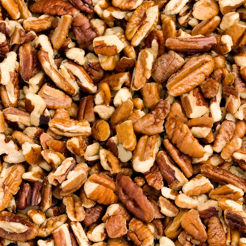 Pecan Pieces - Roasted, Salted-Manufacturer-Half Nuts