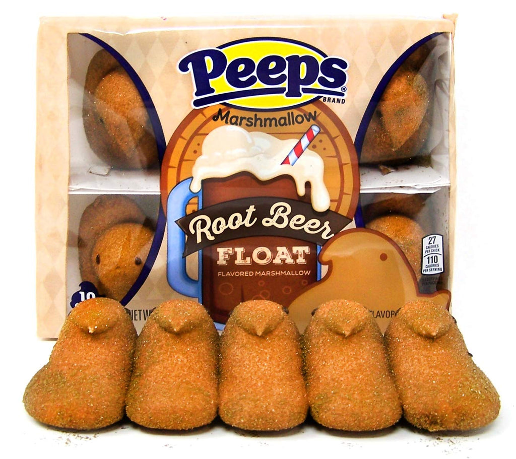 Peeps - Root Beer Float-Half Nuts-Half Nuts
