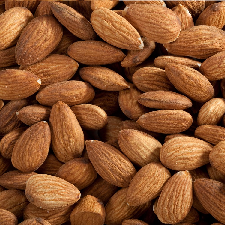 Raw Almonds - Unsalted-Manufacturer-Half Nuts