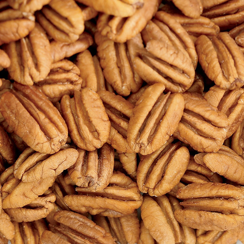 Pecans - Raw, Unsalted-Manufacturer-Half Nuts