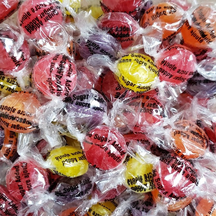Sugar Free Sorbee Candy Buttons - Wild Fruit-Manufacturer-Half Nuts