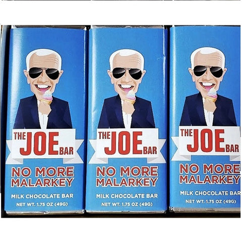 The JOE (BIDEN) Bar - NO MORE MALARKEY!-Half Nuts-Half Nuts