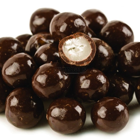 Dark Chocolate Mint Balls-Half Nuts-Half Nuts