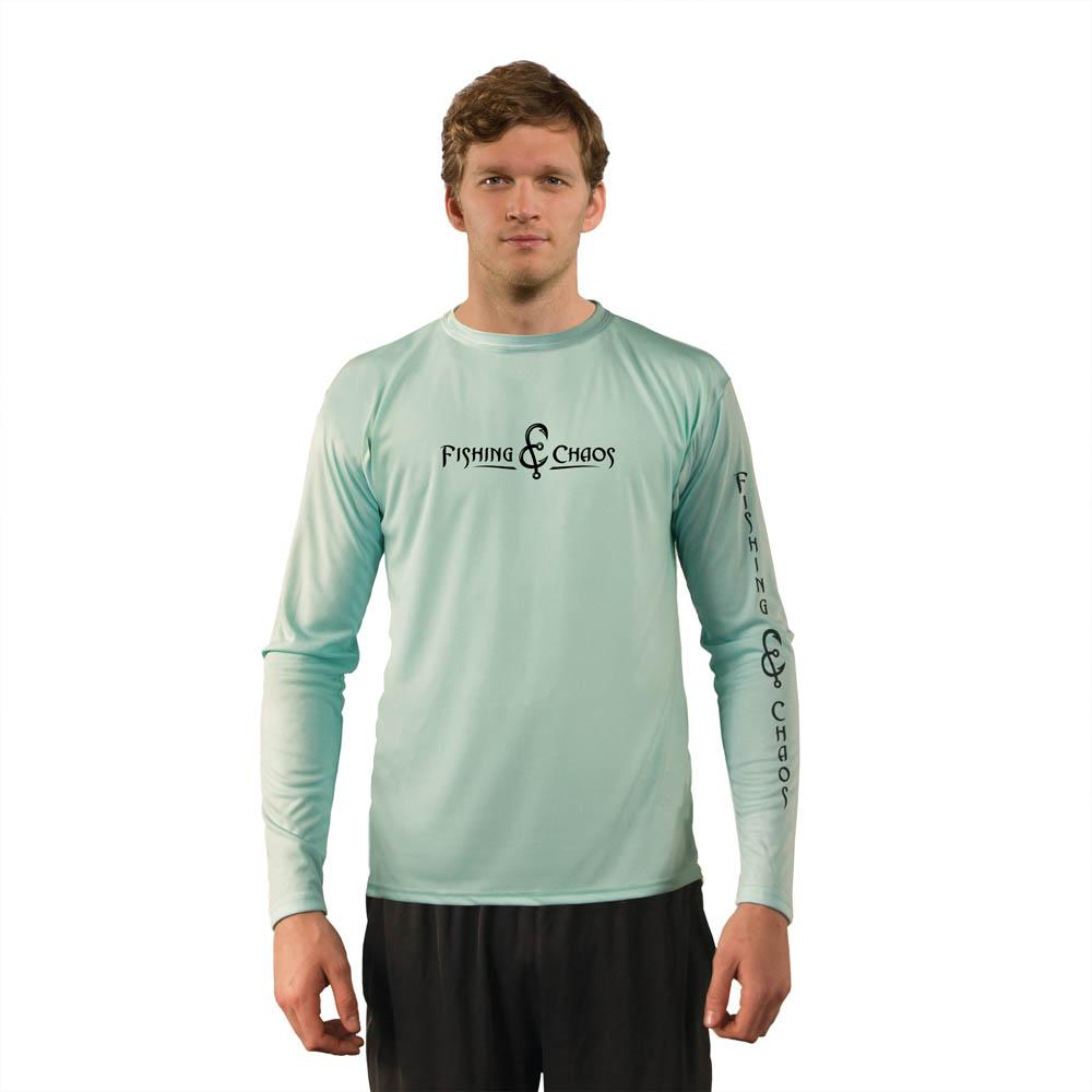 Fishing Chaos Branded   Performance Long Sleeve UPF 50+