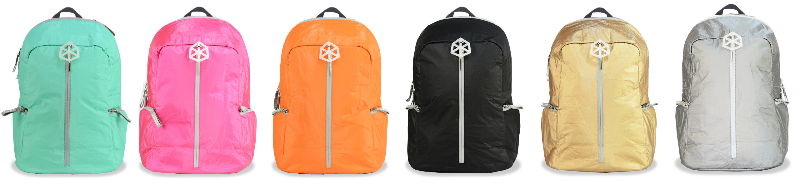 paper backpack by Lifeix
