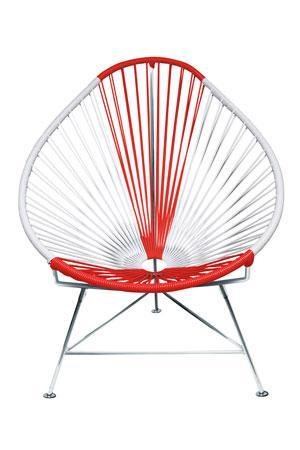 Buy Acapulco Chair On Chrome Frame At Lifeix Design For