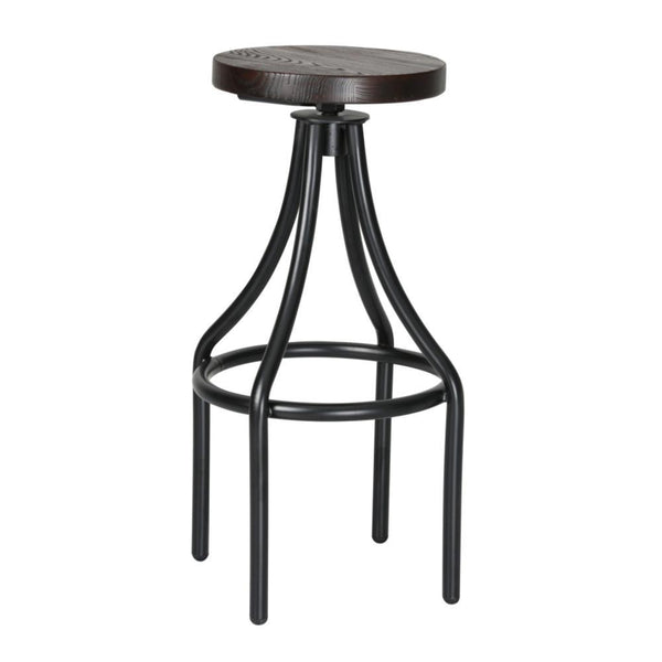 Walnut Alta Bar Stool