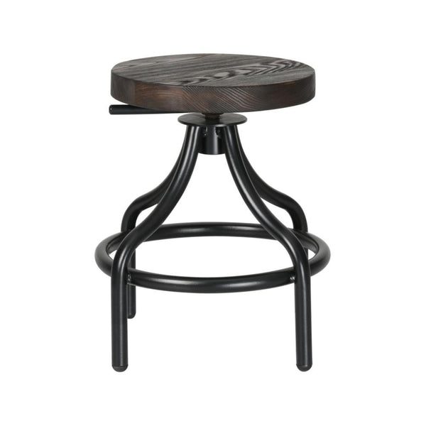 Walnut Alta Stool