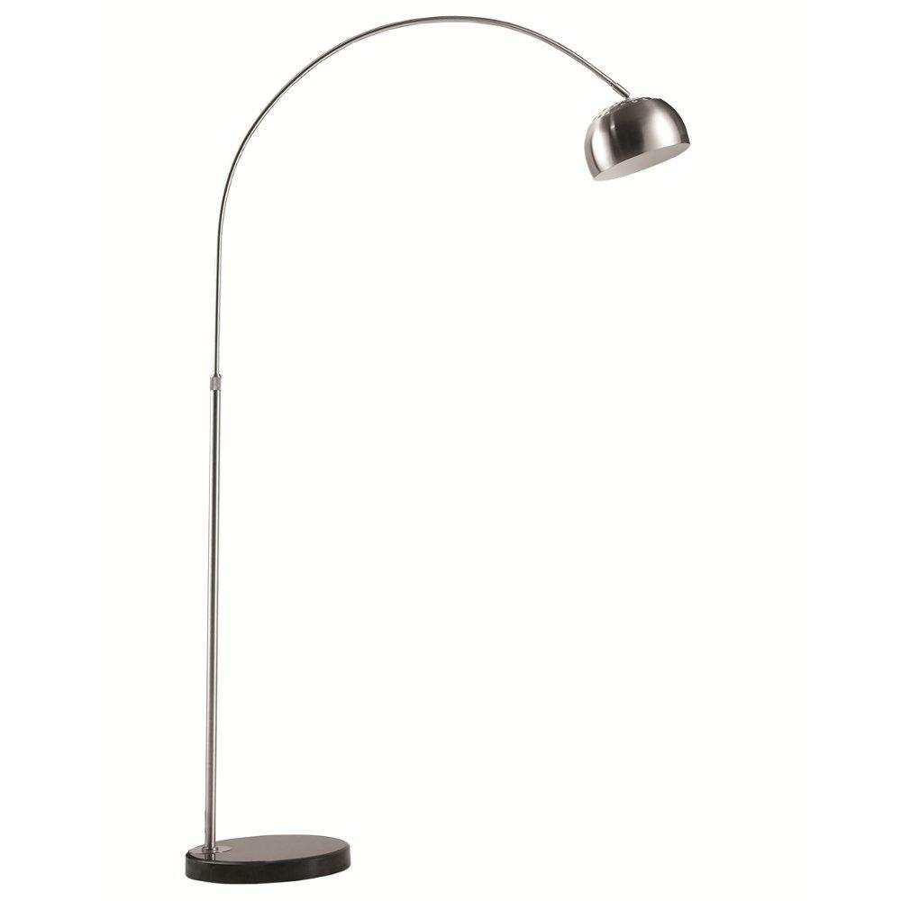 Black Arco Coster Lamp