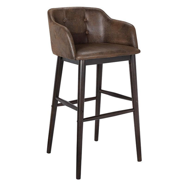 Bar Stool Axis Brown Barstool