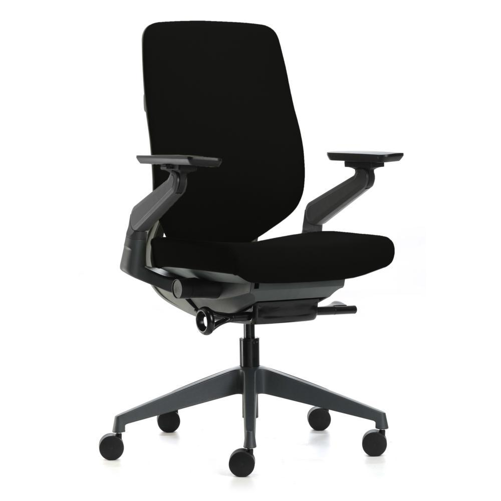Black BackComfort Office Chair