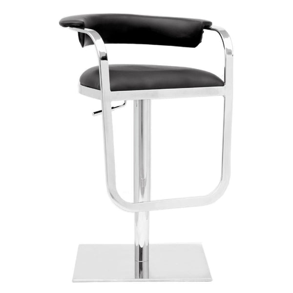 Black Barb Bar Stool