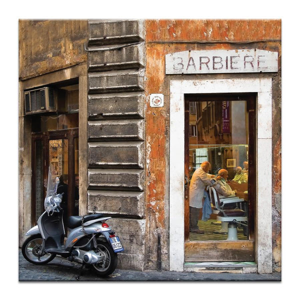 Barbiere Photograph Artwork Home Decor Wall Art at Lifeix Design