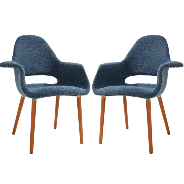Dining Chair Blue / Set Of 2 Barclay Dining Chair (Set of 2)