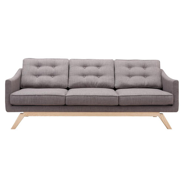 Gray Barsona Sofa
