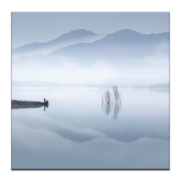 Blue Silence Photograph Artwork Home Decor Wall Art at Lifeix Design