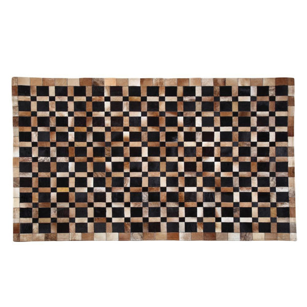 Brown Bronze Rug 63""