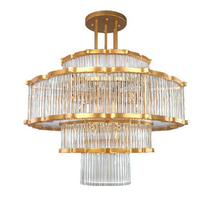Buy chinese crystal chandelier multi layer crystal gold chinese crystal chandelier multi layer crystal gold postmodern chandelier at lifeix design audiocablefo