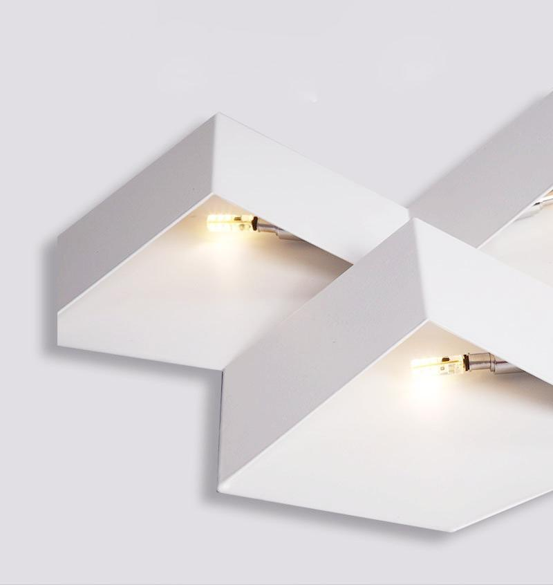 Creative Lighting Blocks - 3-Dimensional Lamp Boxes at Lifeix Design