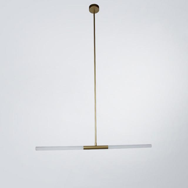 Creative Modern Pendant Light   Two Sided Hanging Light Fixture At Lifeix  Design