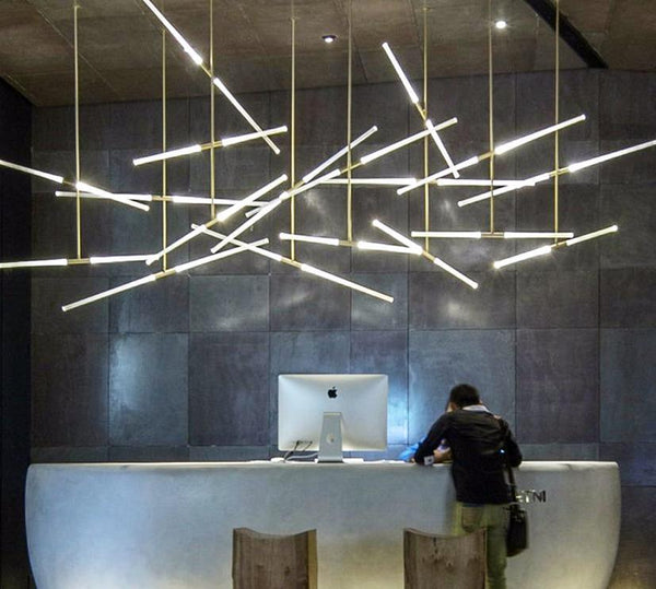 Buy Creative Modern Pendant Light Two Sided Hanging